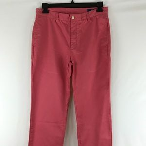 Vineyard Vines Men's flat front chinos  32x30
